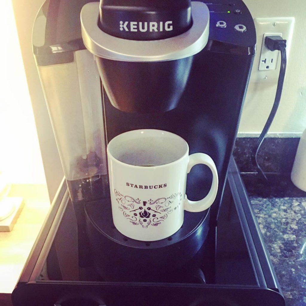 Keurig That Makes Iced Coffee