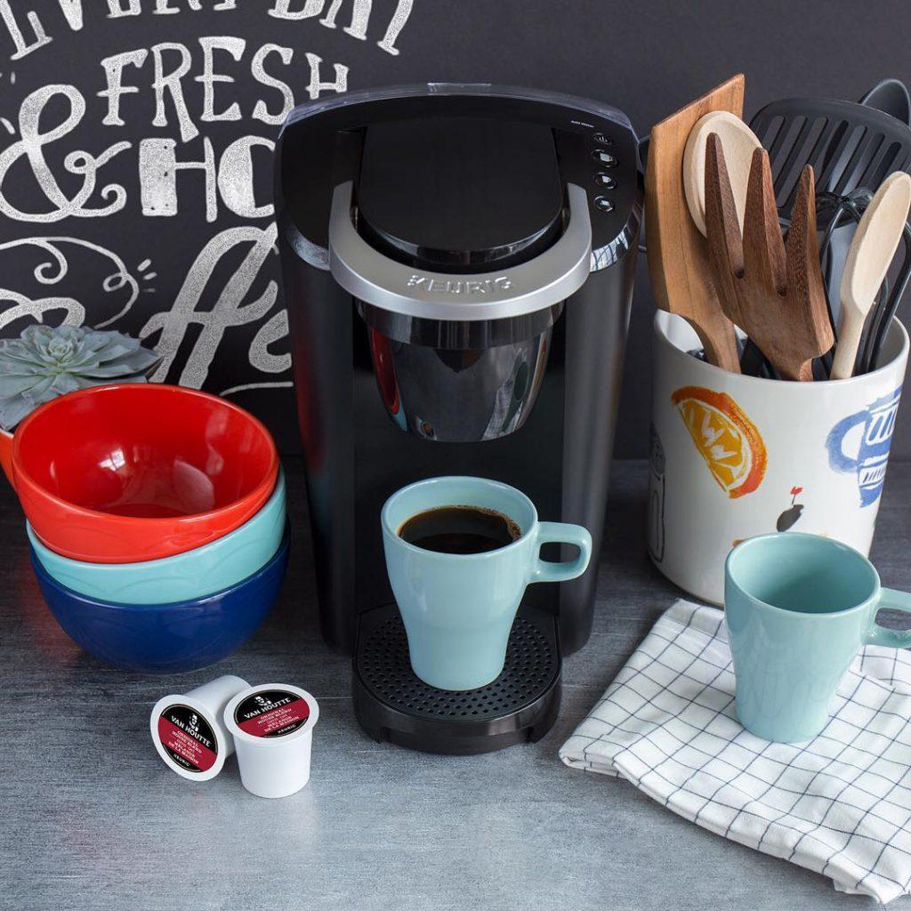 how to make iced coffee with keurig mini