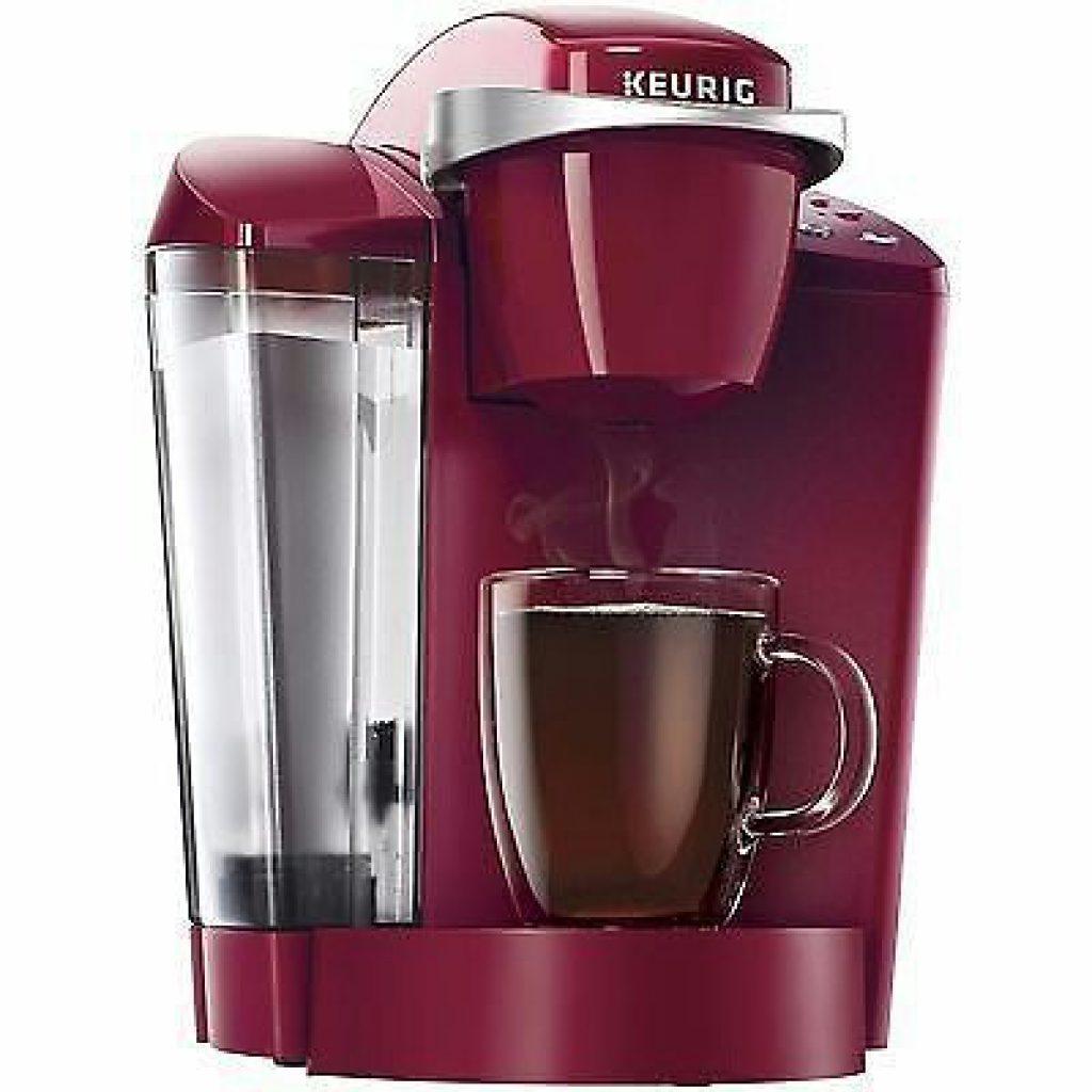 keurig coffee machine working