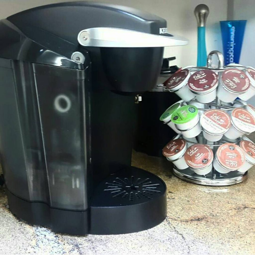 keurig hot and cold coffee maker