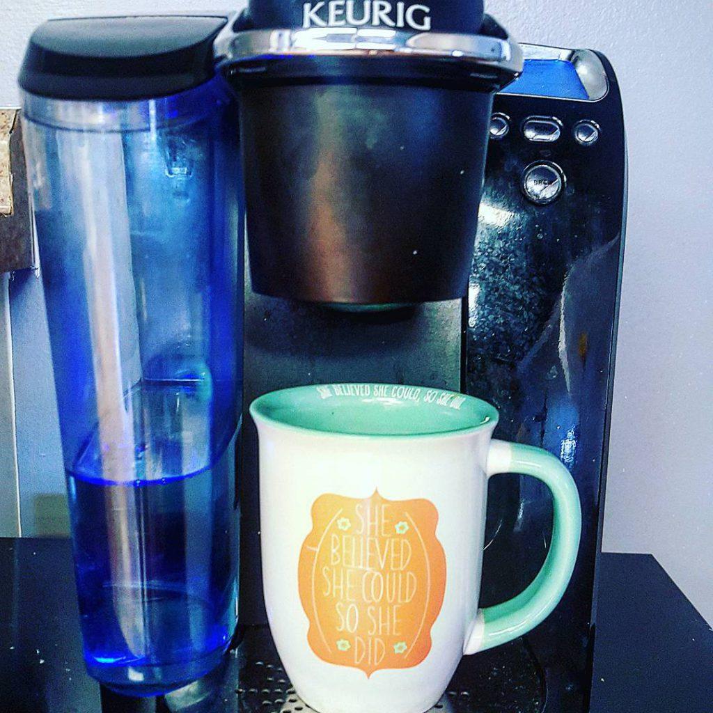keurig iced coffee k cups