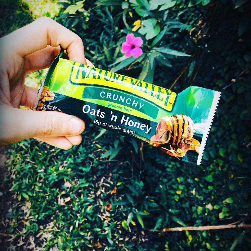 nature valley granola bars peanut butter